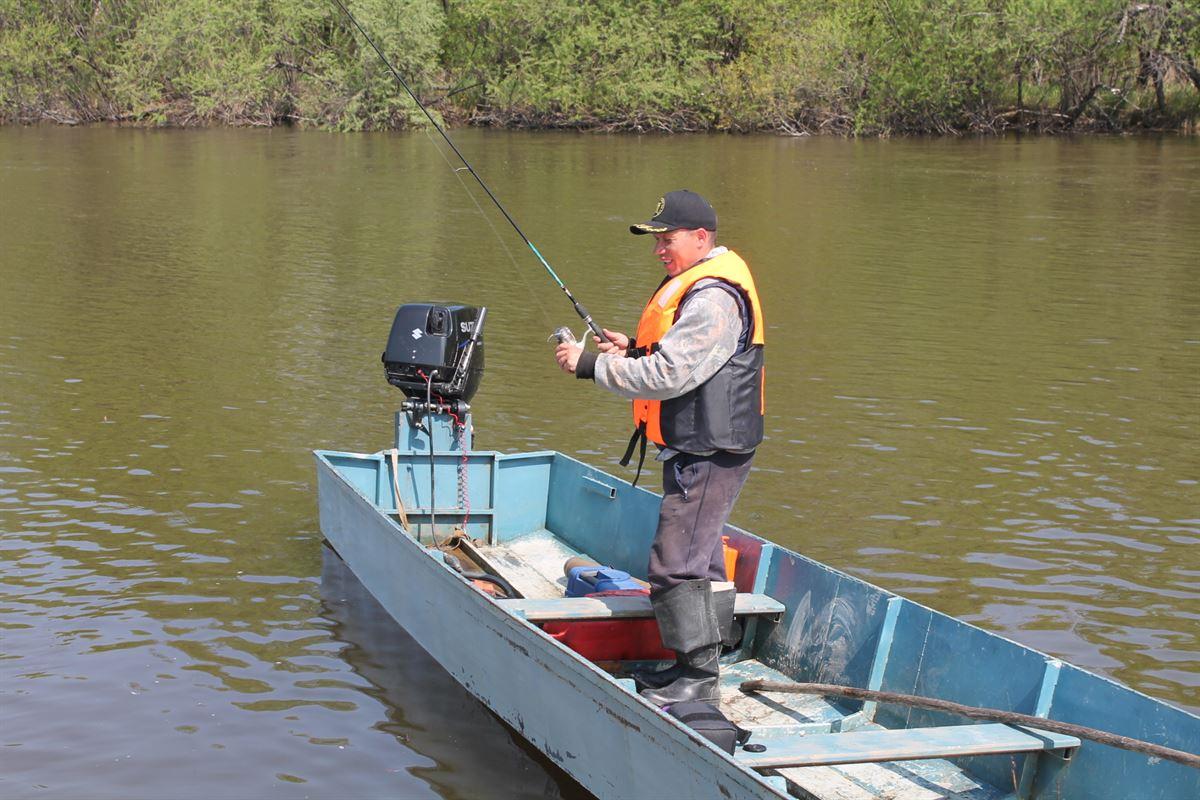 Весенняя рыбалка: идеальное время для идеального улова