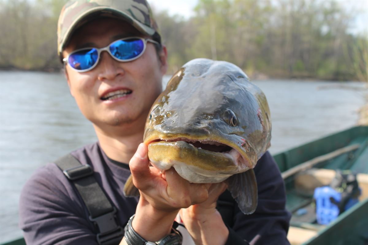 "Тур ""База Нило"" - рыбалка на реке Анюй"