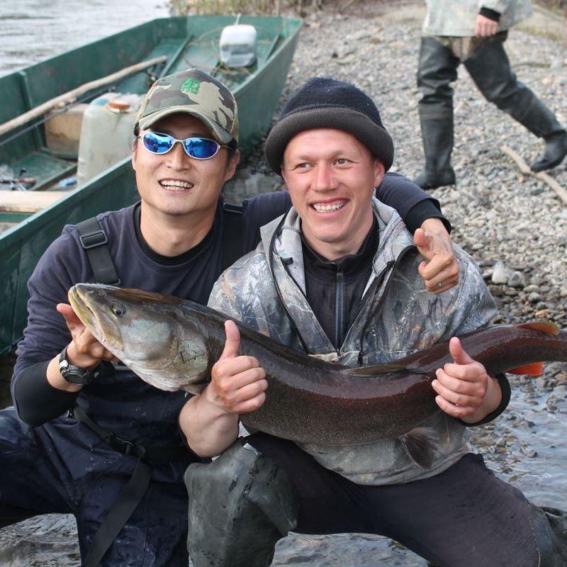 Выбираем рыбное место для улова