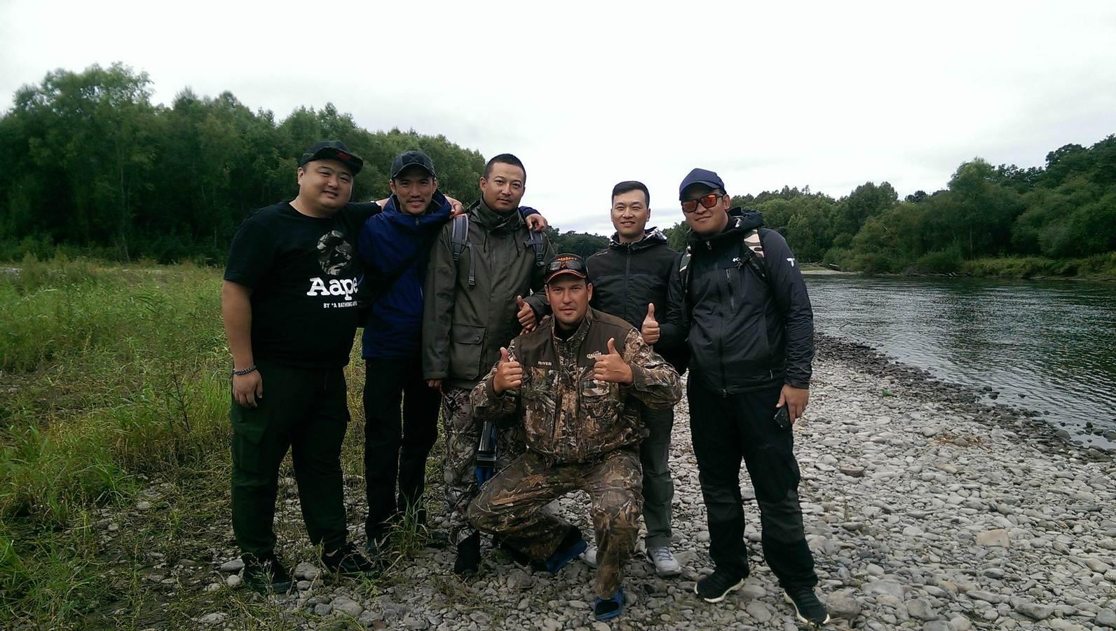 Группа Анюй - 18-24 мая 2017