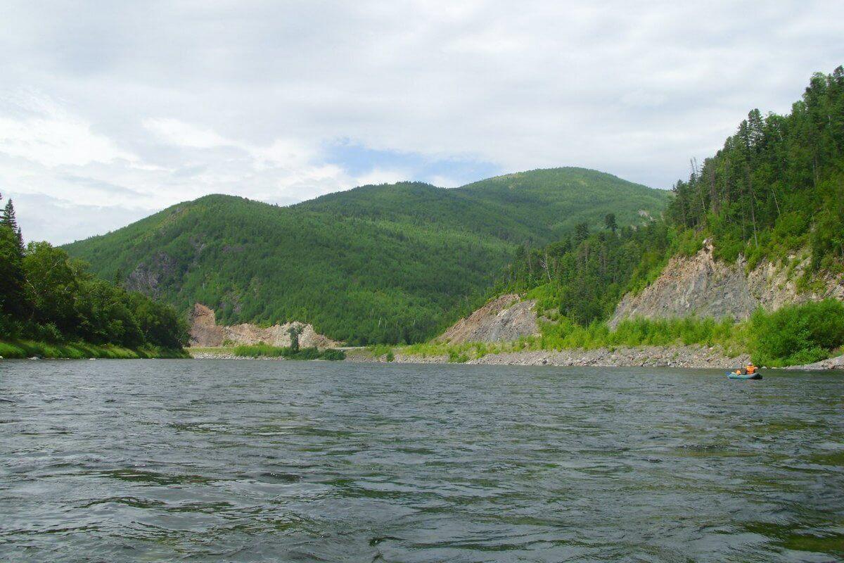Рыболовно-туристический сплав по реке Анюй в Национальном парке