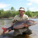 Рыболовно-туристический сплав по реке Уда